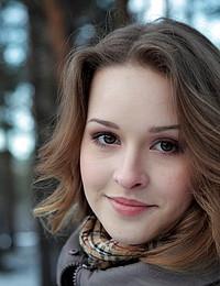 girl in Mineral Springs, North Carolina