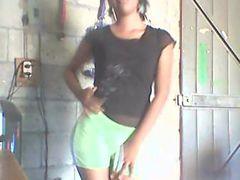 a girl from New Braunfels, Texas