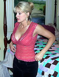 a milf living in Tracy, California